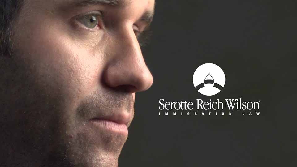 Open Lightbox to view 'Serrote Reich Wilson - SRW Border Lawyers' commercial
